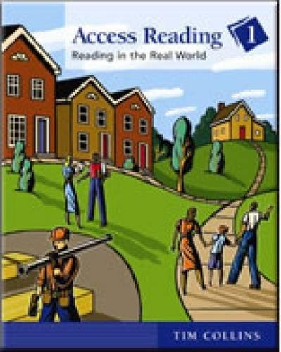 9781413007725: Access Reading 1: Reading in the Real World