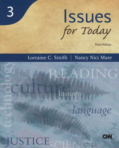 Issues for Today, 3rd Edition (Reading for: Smith, Lorraine C.,