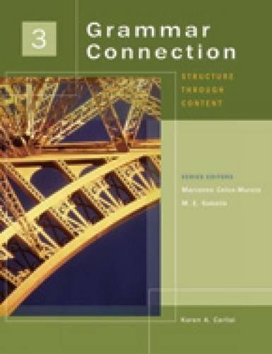 9781413008401: Grammar Connection; Structure Through Content, Level 3