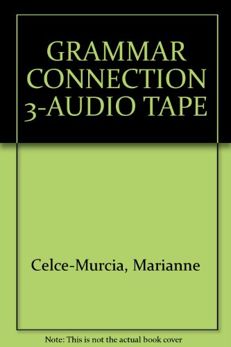 9781413008425: Grammar Connection 3 Audio Tapes