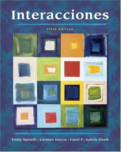 9781413008739: Interacciones (with Audio CD)