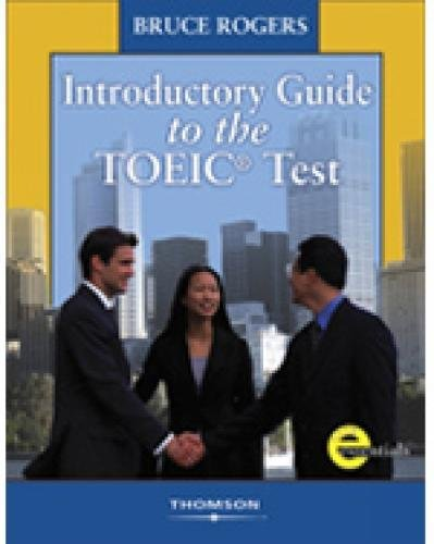 9781413008913: Introductory Guide to TOEIC Test (Exam Essentials)