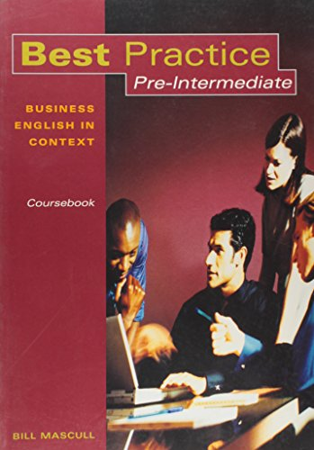 9781413009088: Best Practice Pre-Intermediate: Business English in a Global Context