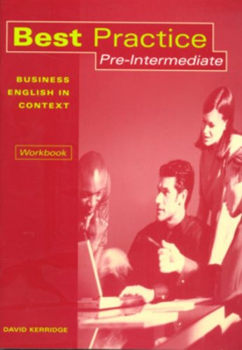 9781413009132: Best Practice. Pre-Intermediate Level. Workbook