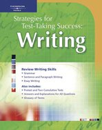 9781413009262: Strategies for Test-taking Success: Writing
