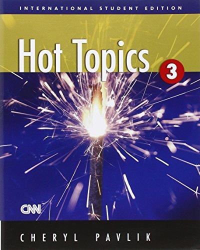 Hot Topics: Pavlik, Cheryl