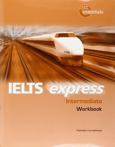 9781413009590: IELTS Express Intermediate: Workbook (96 pp)