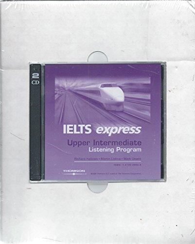 IELTS Express Upper Intermediate Audio CDs: Lisboa, Martin