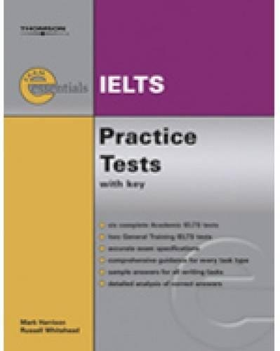 Essential Practice Tests 1e IELTS (with Answer: Russell Whitehead, Mark