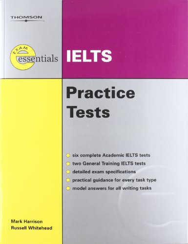 Essential Practice Tests : LELTS Without Answer Key (Thomson Exam Essential Practic) - Harrison, Mark, Whitehead, Russell