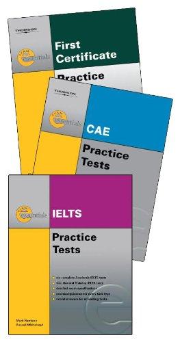 First Certificate Practice Tests (Thomson Exam Essentials): Charles Osborne