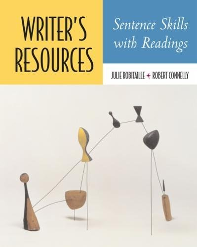 9781413010039: Writer's Resources: Sentence Skills with Readings (with Writer's Resources CD-ROM)