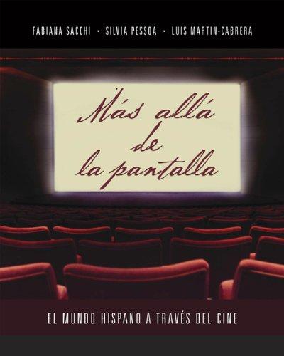 Más allá de la pantalla: El mundo: Sacchi, Fabiana; Pessoa,