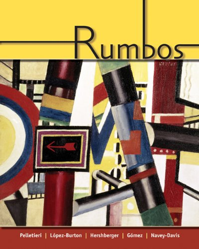 9781413010190: Rumbos (with Audio CD) (Rumbos Series)
