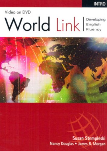9781413010732: World Link: Developing English Fluency - Intro