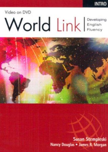 9781413010732: World Link: Developing English Fluency - Intro