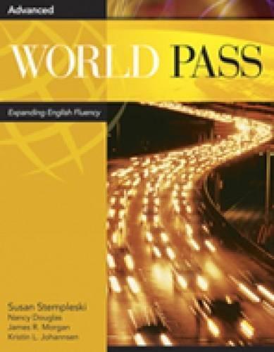 9781413010909: World Pass Advanced: Combo Split A