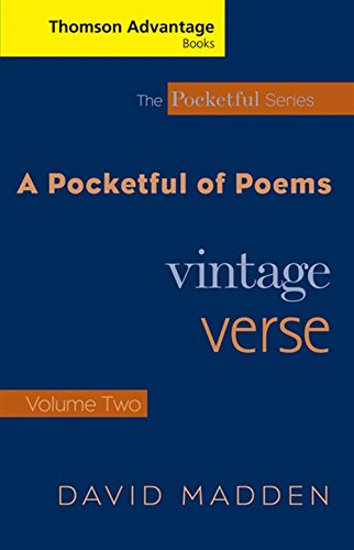 9781413011326: 2: A Pocketful of Poems: Vintage Verse Vol. II (Thomson Advantage Books, The Pocketful Series) (Volume 2)