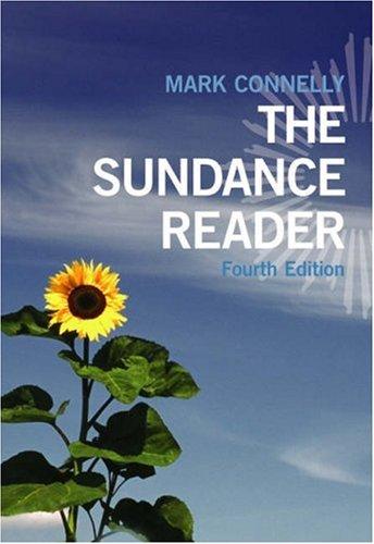 9781413011609: The Sundance Reader (with InfoTrac)
