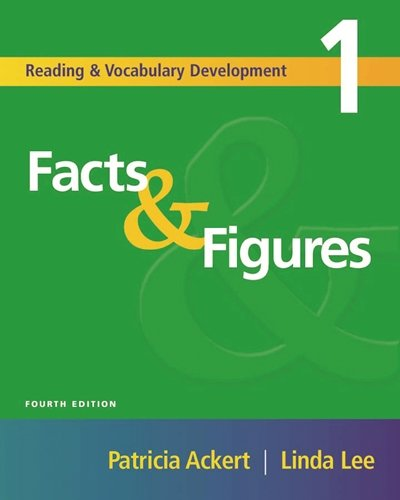 Facts and Figures 4e-Audio CD: Patricia Ackert