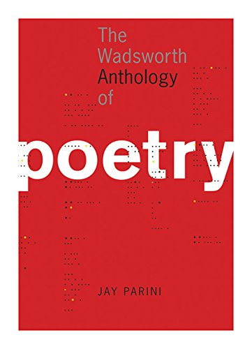 9781413014150: The Wadsworth Anthology of Poetry (Book Only)