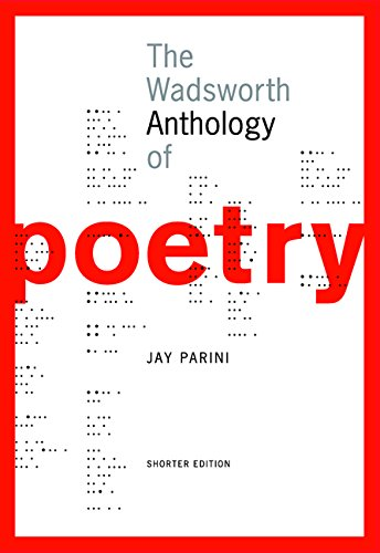 9781413014167: The Wadsworth Anthology of Poetry, Brief Edition (Book Only)