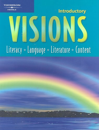 9781413014860: Introductory Visions: Literacy, Language, Literature, Content