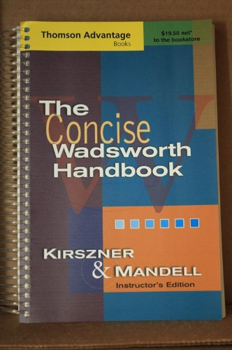 9781413015522: Concise WW Handbook-IE-Advant