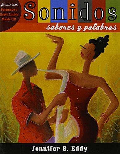 9781413018752: Sonidos, sabores y palabras (Book Only)