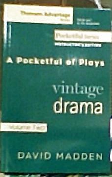9781413019148: Pocketful of Plays: Vintage Drama, Vol 2
