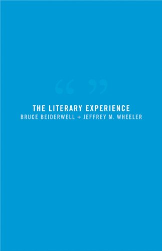 9781413019179: The Literary Experience