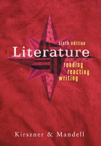 9781413019384: Literature: Reading, Reacting, Writing