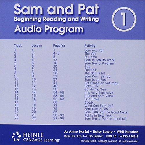 9781413019667: Sam and Pat 1: Audio CD