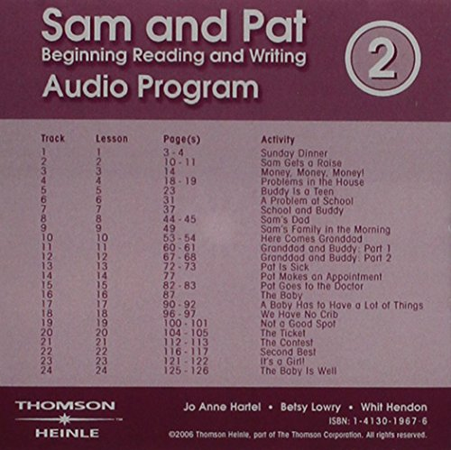 9781413019674: Sam and Pat 2: Audio CD