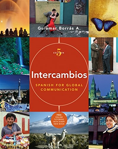 9781413019810: Intercambios: Spanish for Global Communication (with Text Audio CD) 5th Edition