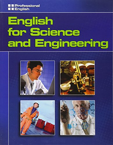 9781413020533: Professional English - English for Science and Engineering (Professional English Series)
