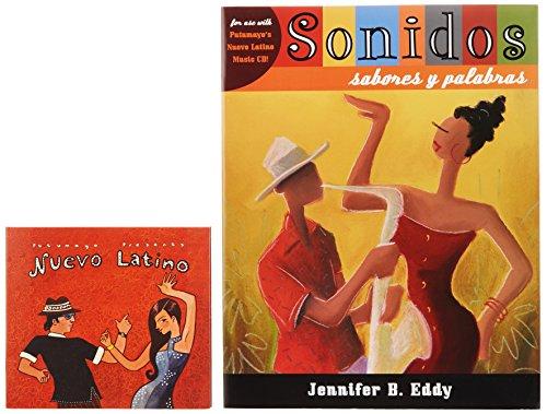 9781413021691: Sonidos, sabores y palabras (with Nuevo Latino Music CD) (World Languages)