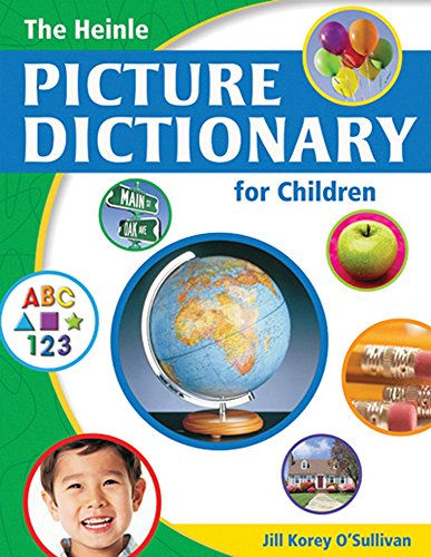 9781413022568: The Heinle Picture Dictionary for Children: American English