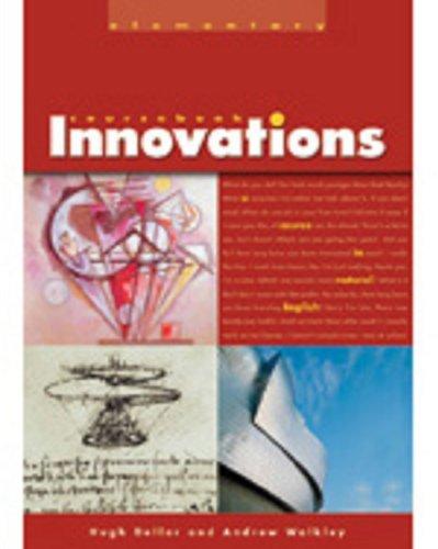 Innovations Elementary-Workbook Without Answer Key: Dellar, Hugh Walkley,
