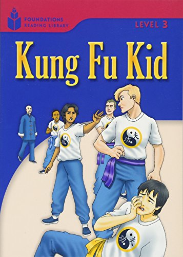 Kung Fu Kid: Foundations Reading Library 3: Waring, Rob; Jamall,