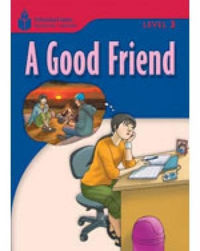 A Good Friend: Foundations Reading Library 3: Waring, Rob; Jamall, Maurice