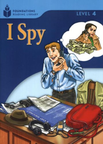 9781413027921: I Spy: Foundations Reading Library 4