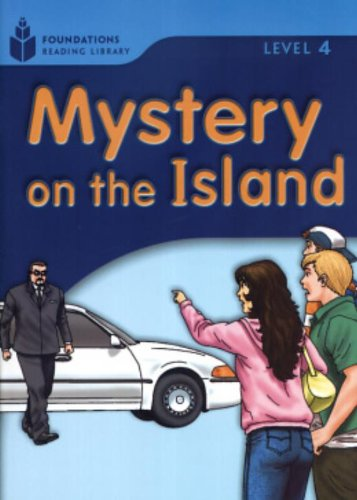 Mystery on the Island: Foundations Reading Library: Waring, Rob; Jamall,