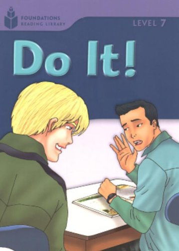 Do It! (Foundations Reading Library): Rob Waring