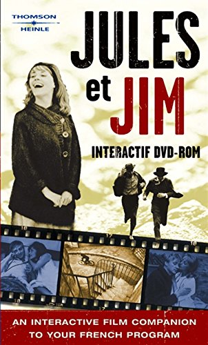 Jules et Jim Interactif DVD-ROM: An Interactive Film Companion to Your French Program: Capretz, ...