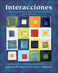9781413029765: Interacciones (with Audio CD School Version)
