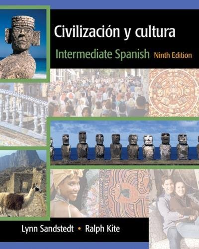 9781413030105: Civilizacion y cultura: Intermediate Spanish