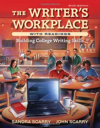 9781413030686: The Writer's Workplace with Readings: Building College Writing Skills (Available Titles CengageNOW)