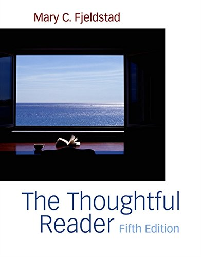 The Thoughtful Reader: Fjeldstad, Mary C.