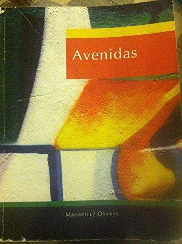 9781413045581: Avenidas